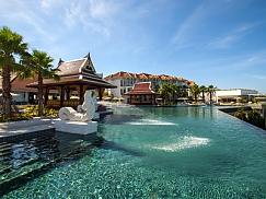 아마타라 리조트 앤 웰니스(Amatara Resort & Wellness)