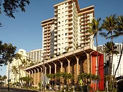 퀸 카피올라니 호텔(Queen Kapiolani Hotel)