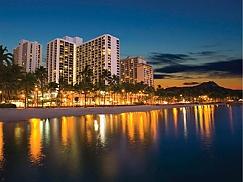 와이키키 비치 매리어트(Waikiki Beach Marriott Resort & Spa)