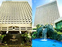 마닐라 다이아몬드 호텔(Diamond Hotel)