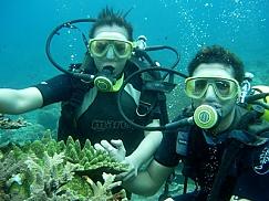 해양스포츠 - 다이빙
