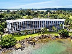 힐로 하와이언 호텔(Castle Hilo Hawaiian Hotel)